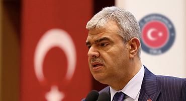 تركيا تقف إلى جانب جميع المظلومين في مناطق مختلفة من العالم