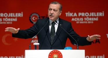 Dünyanın her yerine uzanıp nerede dertli varsa Türkiye olarak oraya gidip az veya çok yardımda bulunacağız.